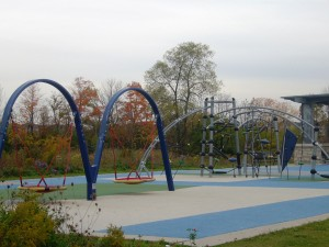 Playground in Wismer Markham Real Estate